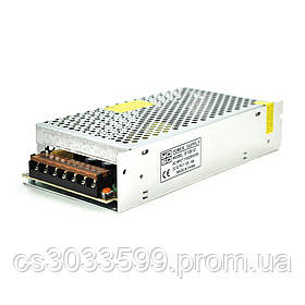 Імпульсний блок живлення YOSO 12В 10A (120W) S-120-12 перфорований Q50 (208*102*46) 0,45 кг (199*98*42)