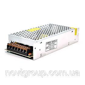 Імпульсний блок живлення YOSO 12В 12А (144W) S-180-12 перфорований Q50 (208*102*46) 0,58 кг (199*98*42)