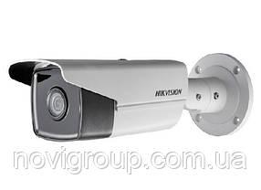 ¶4МП циліндрична камера з SD картою Hikvision DS-2CD2T43G0-I8 (6 мм)