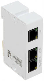 ¶PoE розширювач PFT1300 стандарт PoE IEEE 802.3 af / at