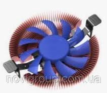 Кулер процесорний Pccooler E86 для Intel LGA775 / 1155/1156 та AMD AM2, 3-pin, RPM 2700 ± 10%, BOX