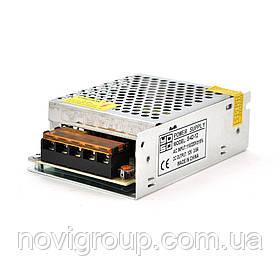 Імпульсний блок живлення YOSO S-40-12 12В 3,5А (40Вт) перфорований (110x75x35mm) Q60