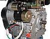 Двигатель дизель.GrunWelt GW186FВE +БЕСПЛАТНАЯ ДОСТАВКА! (9,5 л.с., шлицы, электростартер), фото 10