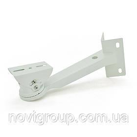 Кронштейн для камери PiPo PP - 02, кріплення кутове, білий, метал, 30cm