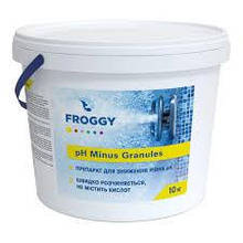 РН- Minus Granules FROGGY (25 кг)
