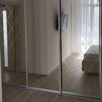 Раздвижные двери для шкафа-купе и дверного проема