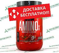 Аминокислоты USA ORIGINAL!!! BSN Amino X 435 г Strawberry Dragonfruit Клубника Питайя Драконий Фрукт