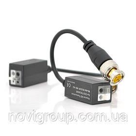 Пасивний приймач відеосигналу N101P-HD-A2 AHD / CVI / TVI, 720P / 1080P - 400/200 метрів, ціна за пару