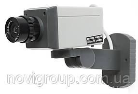 Муляж зовнішньої камери DUMMY IR XL018, Brown