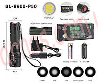 Аккумуляторный фонарь BL-8900-P50, фото 1