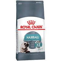 Сухой корм Royal Canin Hairball Care для выведения шерсти у кошек, 10 кг