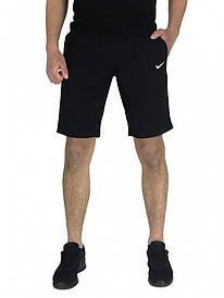 Мужские черные Шорты Nike (реплика)
