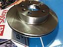 Диск тормозной передний на МВ Vito W638 96- (276•22), фото 2