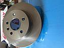 Диск тормозной передний на МВ Vito W638 96- (276•22), фото 3
