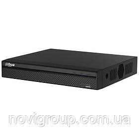 ¶8-канальний HDCVI / АНАЛОГ / IP відеореєстратор DHI-XVR5108HS-X