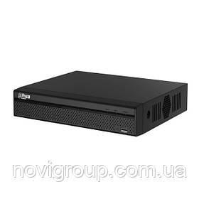 4-канальний AHD/HDCVI/HDTVI/АНАЛОГ/IP відеореєстратор DH-XVR4104HS-S2