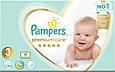 Підгузки Pampers Premium Care 3 (6-10кг), 120шт, фото 3