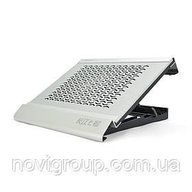 """Підставка під ноутбук Pccooler M166, 10-15 """", 1 * 160mm BLUE LED 900 ± 10% RPM, корпус пластик, 2xUSB 2.0,"""