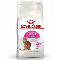 Сухой корм Royal Canin Exigent Savour для кошек привередливых ко вкусу продукта, 4 кг (БЕСПЛАТНАЯ ДОСТАВКА)