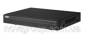 ¶32-канальний відеореєстратор з підтримкою 2х HDD в металевому корпусі DH-NVR4232-4KS2