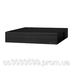 ¶32-канальний відеореєстратор з підтримкою 8х HDD в металевому корпусі DH-NVR608-32-4KS2