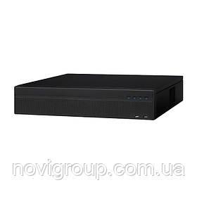 ¶64-канальний відеореєстратор з підтримкою 8х HDD в металевому корпусі DH-NVR5864-4KS2