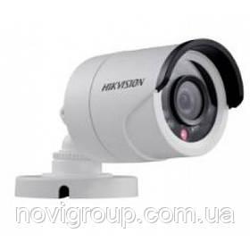 ¶1.0 Мп TVI / AHD / CVI / CVBS відеокамера DS-2CE16C0T-IRF (3.6 мм)