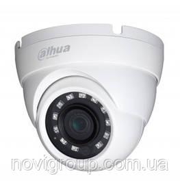 ¶4 МП купольна вулична / внутр камера DH-HAC-HDW1400MP (2.8 мм)