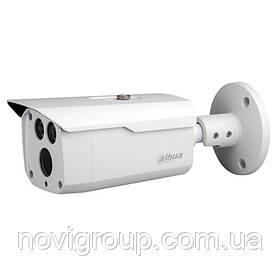 ¶4 МП циліндрична вулична / внутр камера DH-HAC-HFW1400DP-B (6 мм)