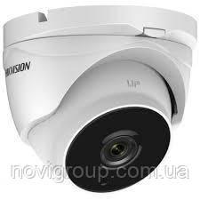 ¶2.0 Мп Turbo HD вуличні / внутр відеокамера з моторизованим об'єктивом DS-2CE56D8T-IT3ZE (2.8-12мм)