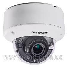 ¶3Мп Turbo HD вуличні / внутр відеокамера з моторизованим об'єднання єктивом DS-2CE56F7T-ITZ (2.8-12мм)