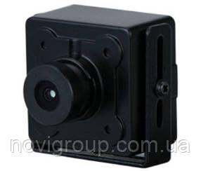 ¶2 Мп Starlight HDCVI, CVBS, AHD, TVI мініатюрна відеокамера DH-HAC-HUM3201BP-B (2.8мм)