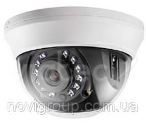 ¶2MP TVI / AHD / CVI / CVBS камера внутр Hikvision DS-2CE56D0T-IRMMF (2.8 мм)