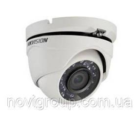 ¶2MP Камера TVI / AHD / CVI / CVBS вуличні / внутр Hikvision DS-2CE56D0T-IRMF (3,6 мм)