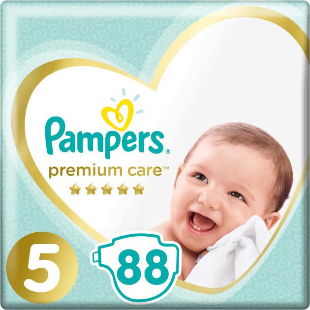 Підгузки Pampers Premium Care 5 (11-16кг), 88шт
