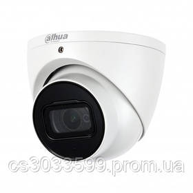 ¶8 МП Starlight купольна відеокамера зі звуком HAC-HDW2802TP-A (2,8 мм)