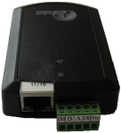 Конвертер (перетворювач) інтерфейсів Ethernet - RS485 V2