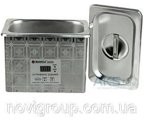 Ультразвукова ванна BAKKU BK3050 Два режиму роботи (35W і 50W), металевий корпус (220*155*173) 1,2 кг