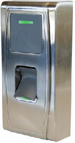 ¶Біометрична система контролю доступу по відбитку пальця ZKTeco MA300