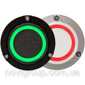 ¶Мініатюрний універсальний зчитувач для систем контролю доступу LRE-1RS білий / чорний