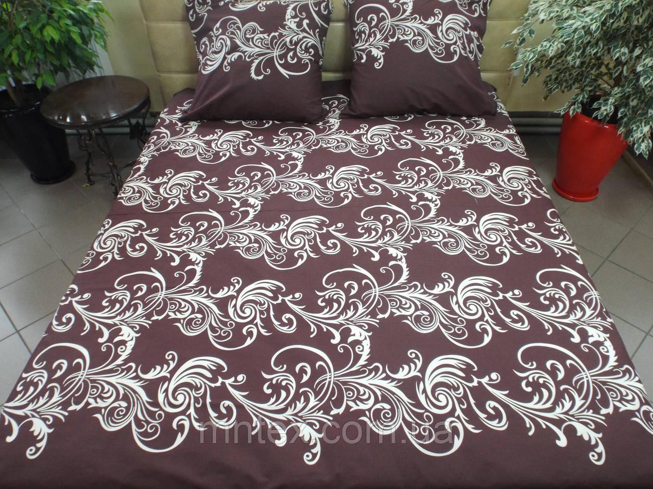 Комплект постельного белья ранфорс Витраж
