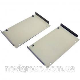 Перехідн. елемент вент. блоку MGSE (шир. 610 мм) до шаф шир. 800 мм (2 шт.), сірий