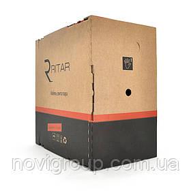 Кабель RITAR КПП-ВП 4*2*0,51 (UTP-cat.5E), СU, оболонка ПЕ, для нар. робіт, 305 м.