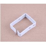 Кабельний організатор-кільце 44х60, метал 2мм, сірий