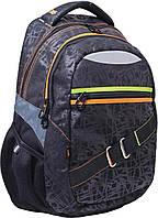 Рюкзак школьный для подростка YES  Т-23 Discovery, 42*32*21см код: 552634