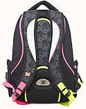 Рюкзак школьный для подростка YES Т-24 Neono 42*32*23см код: 552658, фото 4