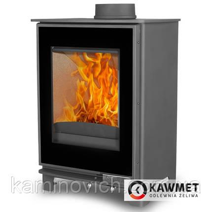 Чугунная печь KAWMET Premium S17 (P5) Dekor (4,9 kW), фото 2