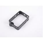 Кабельний організатор-кільце 44х60, метал 2мм, чорний