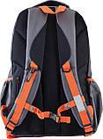 Рюкзак городской YES  OX 302, серый, 30*47*14.5 код: 554009, фото 4