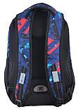 Рюкзак школьный для подростка YES Т-39 Spill 48*30*17 код: 554840, фото 4